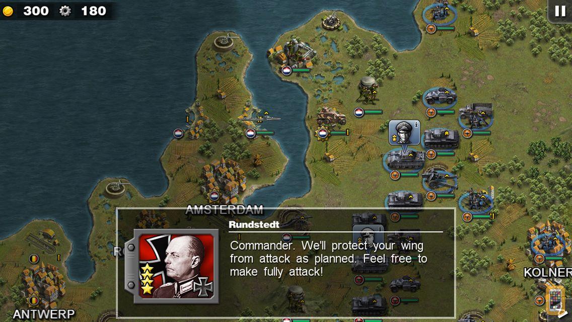 Screenshot - Glory of Generals