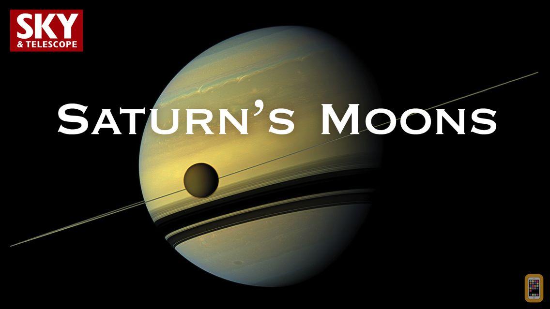 Screenshot - SaturnMoons