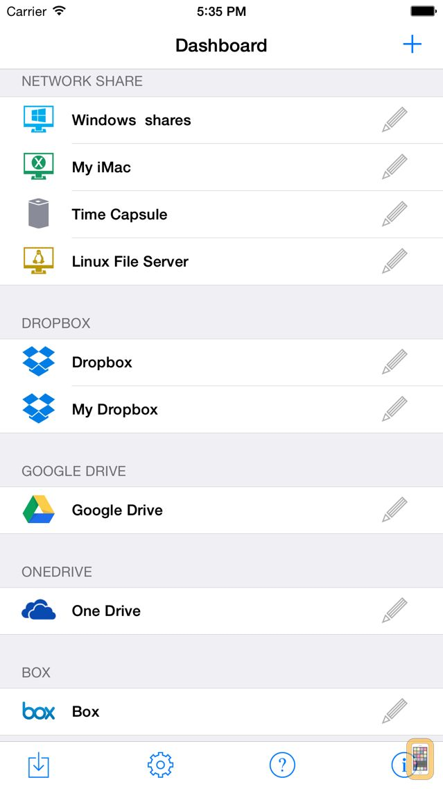 Screenshot - Remote File Manager
