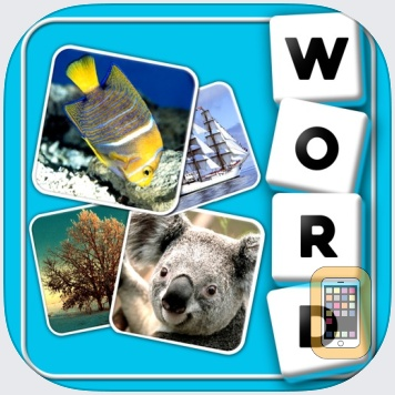 4 Pics 1: Can you guess What's the Word? by Quicksand Playground (Universal)