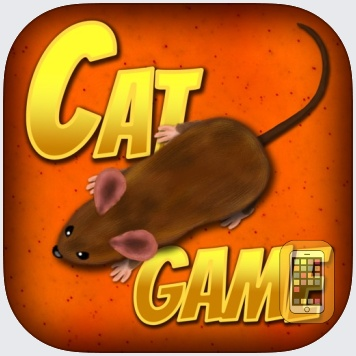 Catch the Mouse Cat Game for iPhone by Martine Carlsen (Universal)
