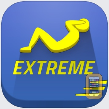 Situps Extreme: 400 Sit ups Workout Trainer XT Pro by FITNESS22 LTD (Universal)