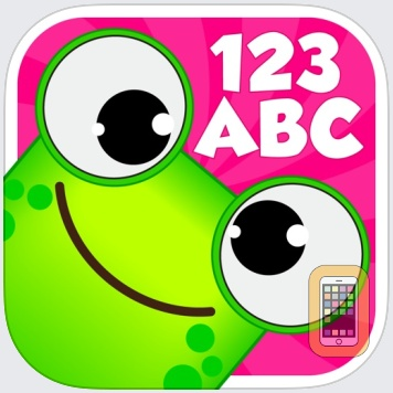 Preschool Games-Kids Learning by Cubic Frog Apps (Universal)