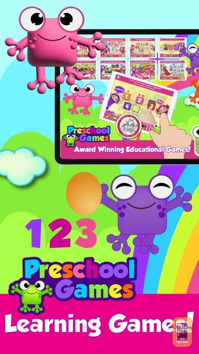 Screenshot - Preschool Games-Kids Learning