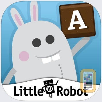 Gappy Learns Reading by Little 10 Robot (Universal)