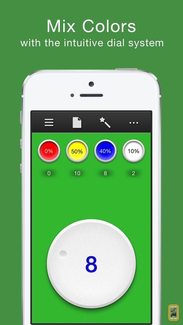 Screenshot - True Color - Mixing Assistant