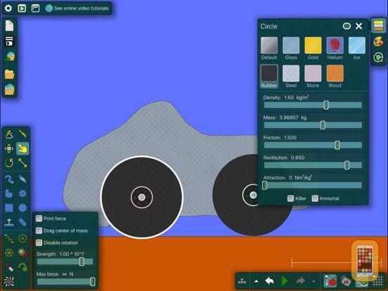 Screenshot - Algodoo