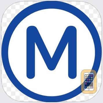Paris Metro Map App.Paris Metro Rer Offline Map For Iphone Ipad App Info Stats