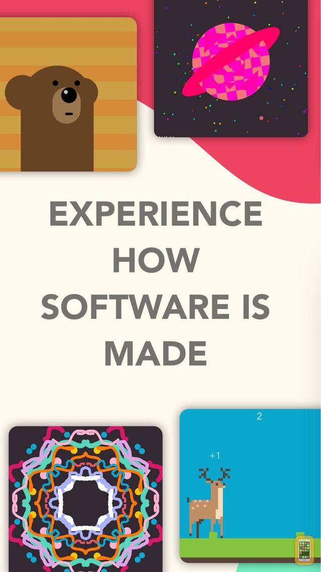 Screenshot - Hopscotch-Programming for kids
