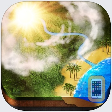 Weather Cast HD : Live World Weather Forecasts & Reports with World Clock for iPad & iPhone by XLabz Technologies Pvt. Ltd. (Universal)