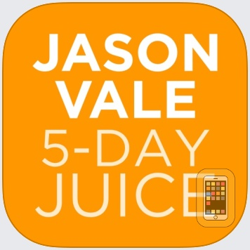 Jason Vale's 5-Day Juice Diet by Juice Master (Universal)