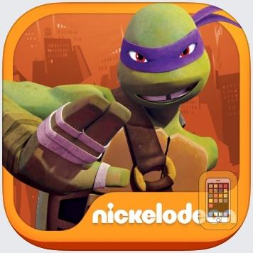 Teenage Mutant Ninja Turtles: Rooftop Run by Nickelodeon (Universal)