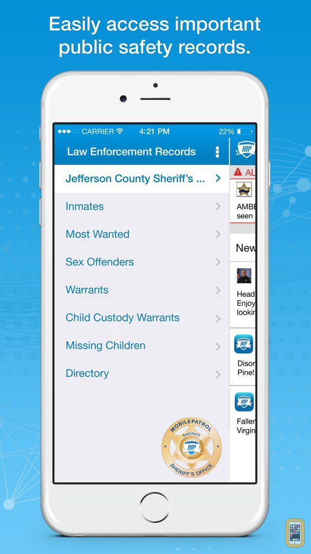 Screenshot - MobilePatrol: Public Safety