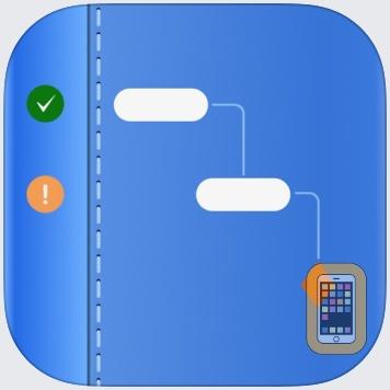 QuickPlan, Project Gantt Chart by Hao Li (iPad)
