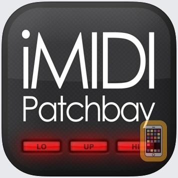 iMIDIPatchbay by Johannes Doerr (Universal)