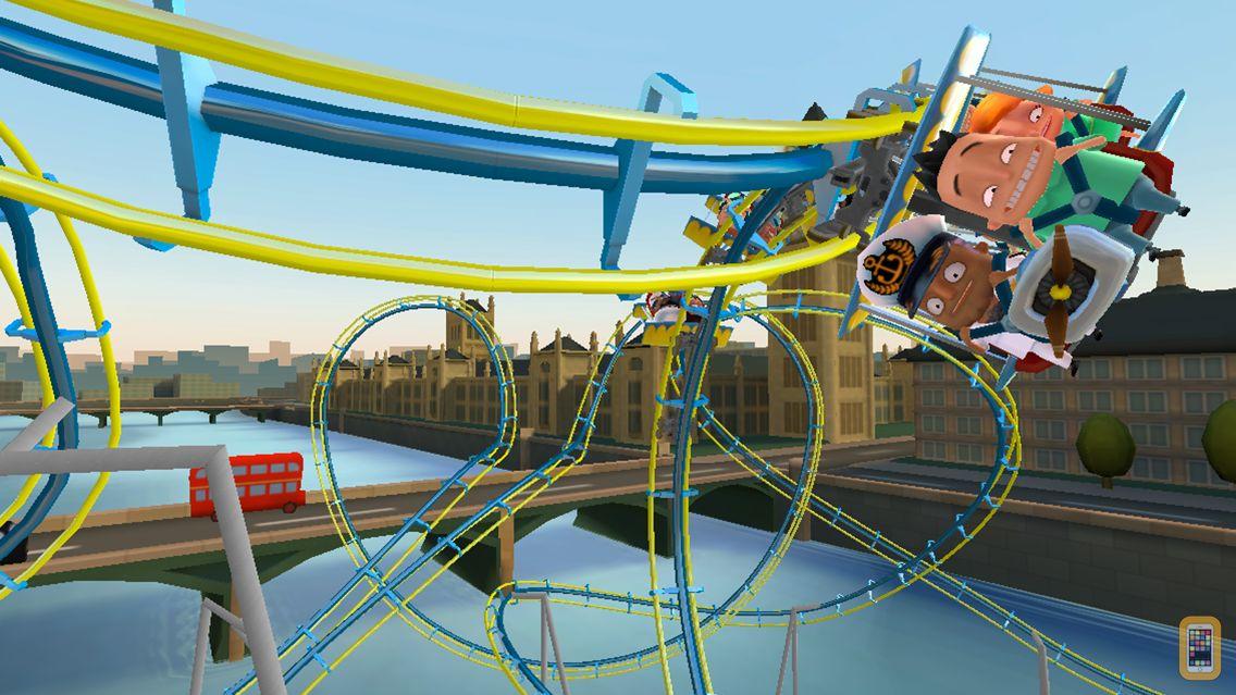 Screenshot - Coaster Crazy Deluxe
