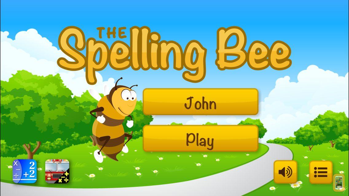 Screenshot - The Spelling Bee