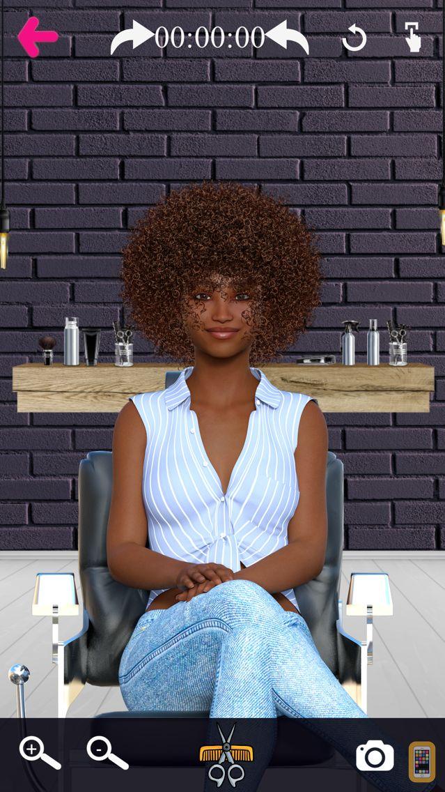 Screenshot - Barber Chop