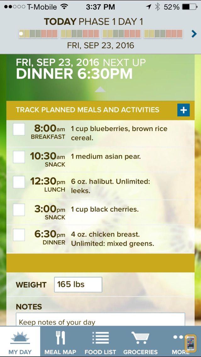 Screenshot - The Fast Metabolism Diet