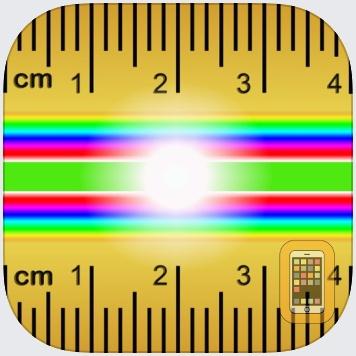Laser Tape Measure by JINPING YI (iPhone)