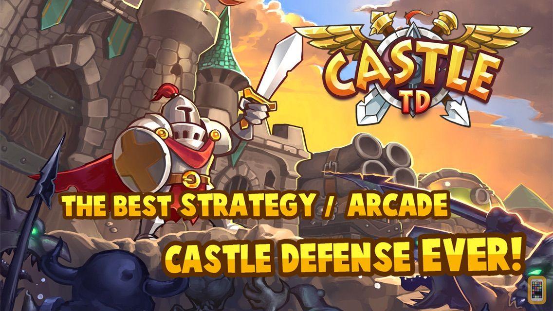 Screenshot - Castle Defense HD