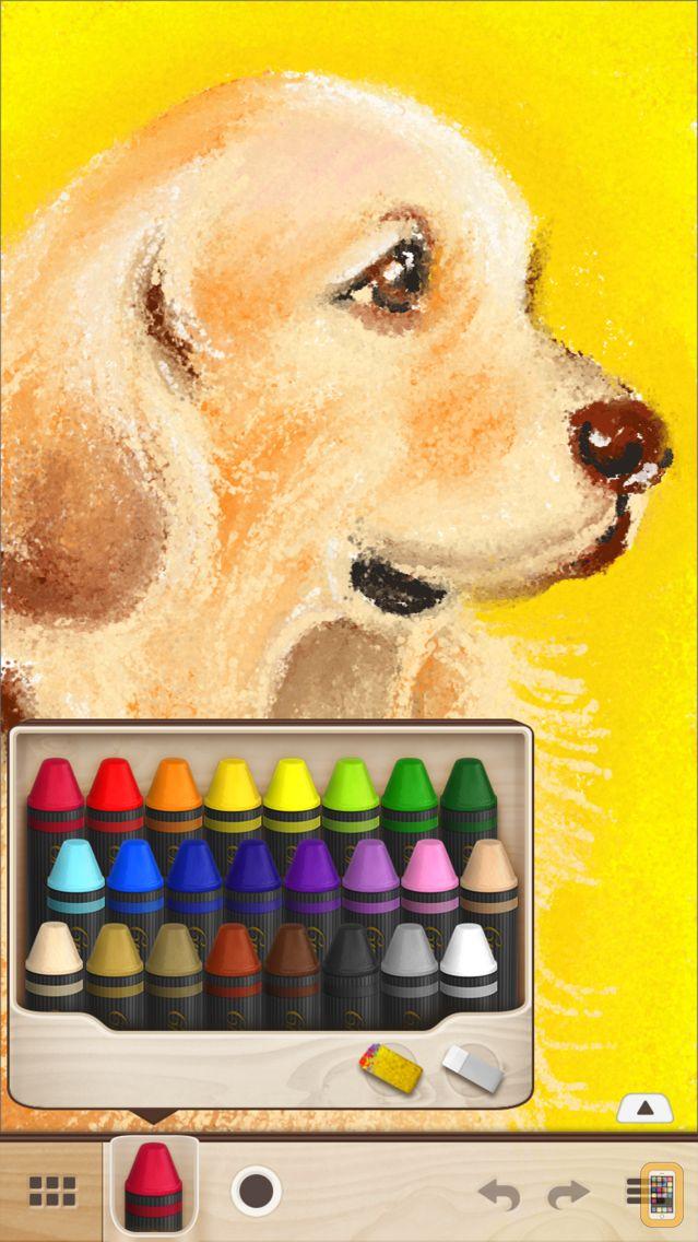 Screenshot - Crayon Style