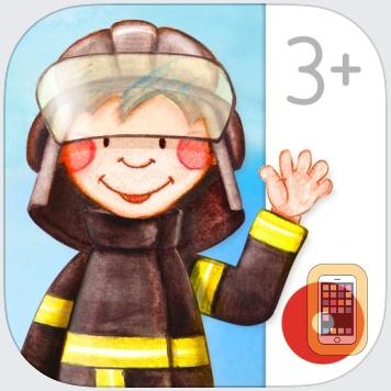 Tiny Firefighters - Kids' App by wonderkind GmbH (Universal)
