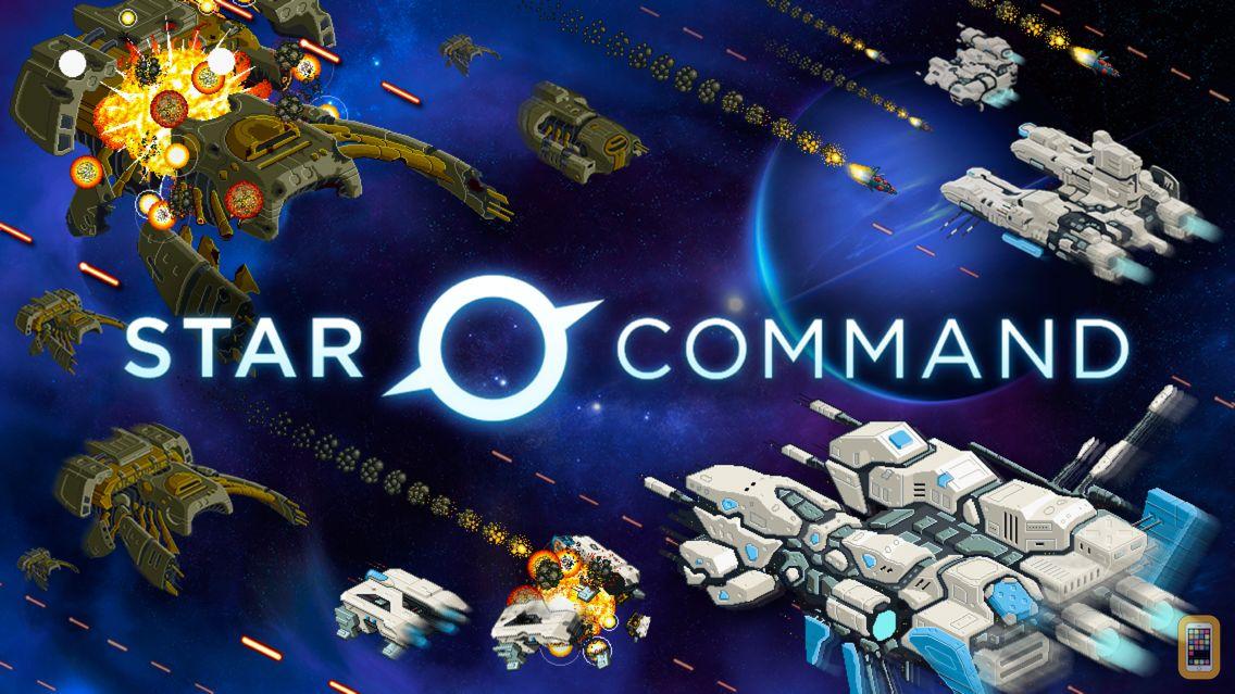Screenshot - Star Command