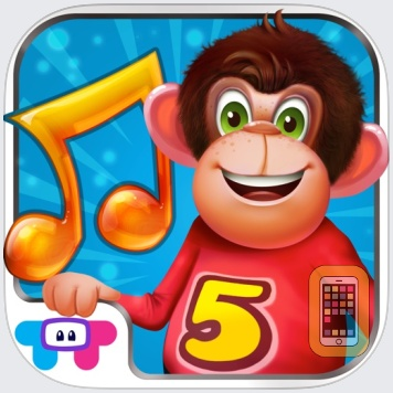 5 Little Monkeys: Songs & More by Kids Games Club by TabTale (Universal)