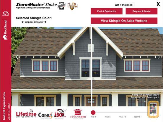 Screenshot - Atlas Select Your Roof