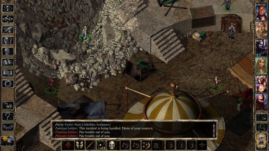 Screenshot - Baldur's Gate II: EE