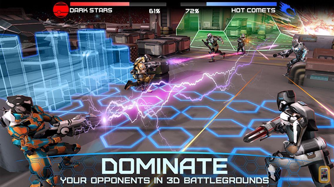 Screenshot - Rivals at War: 2084
