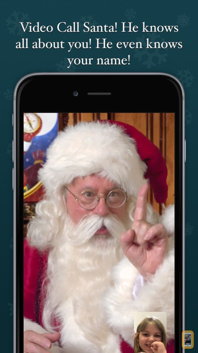 Screenshot - Santa Video Call & Tracker™