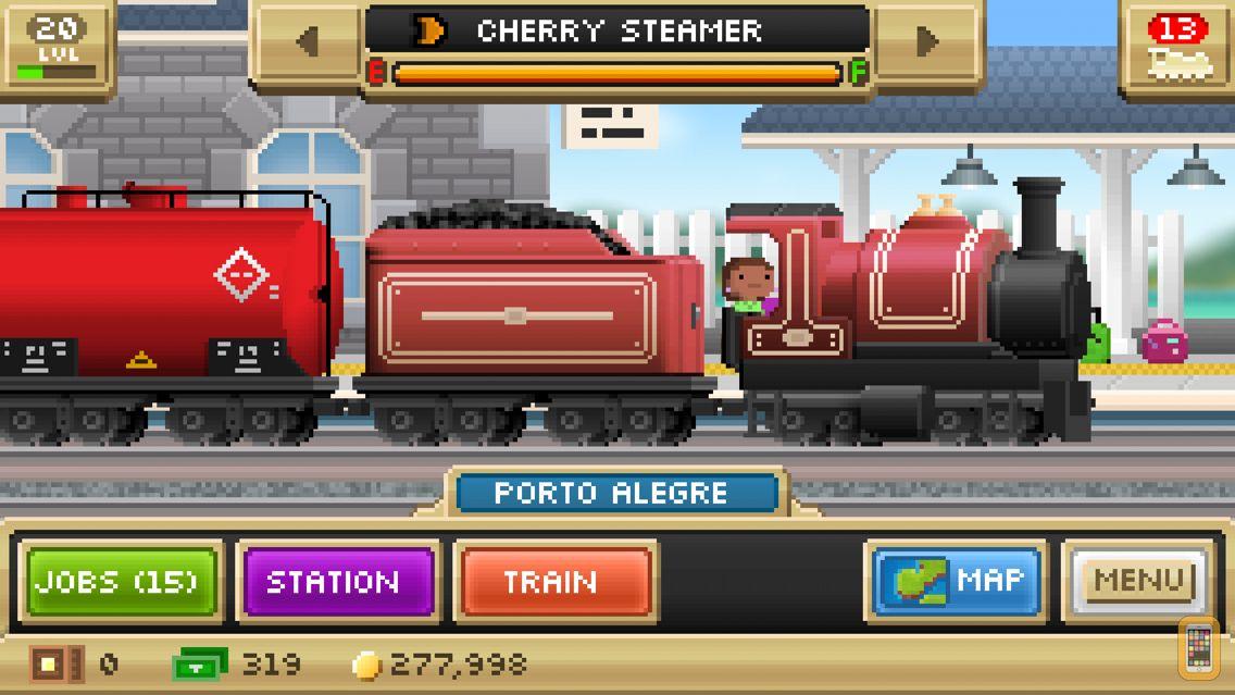 Screenshot - Pocket Trains - Railroad Empire Building
