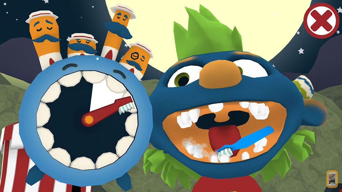 Screenshot - Brusheez - The Little Monsters Toothbrush Timer