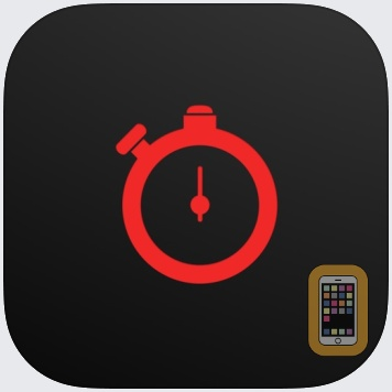Tabata Stopwatch Pro (Paid) by Anuj Seth (Universal)