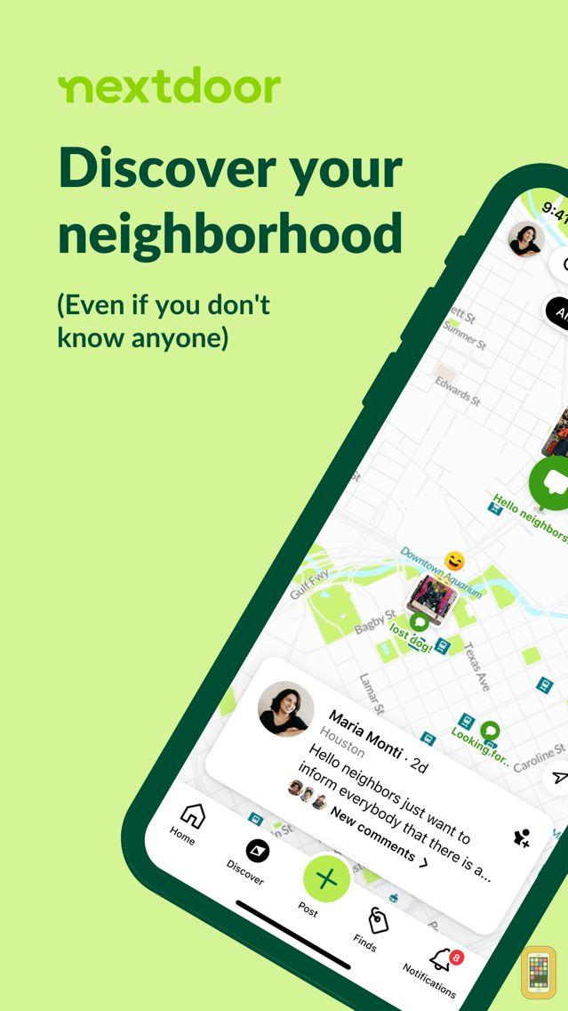 Screenshot - Nextdoor: Local Neighborhood