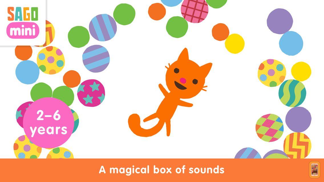 Screenshot - Sago Mini Sound Box