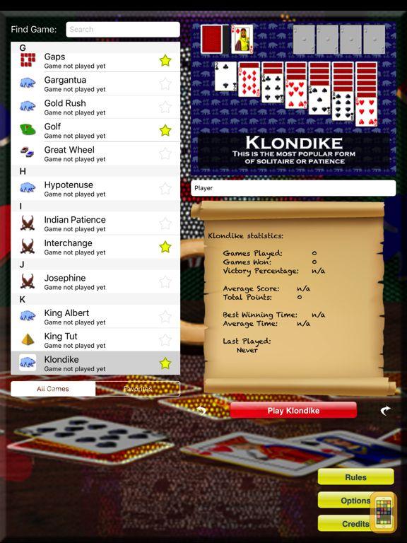 Screenshot - Goodsol Solitaire 101