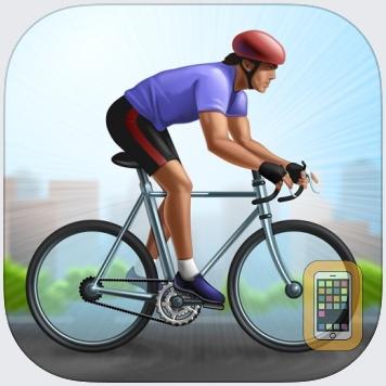 Cyclist Log by FikesFarm, LLC (Universal)