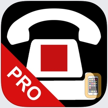 Call Recorder Pro for iPhone by Component Studios (iPhone)