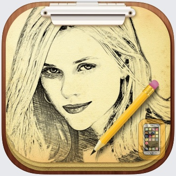 Photo Sketch Pro- Color Pencil Draw Effects Filter by Huiying YIN (Universal)