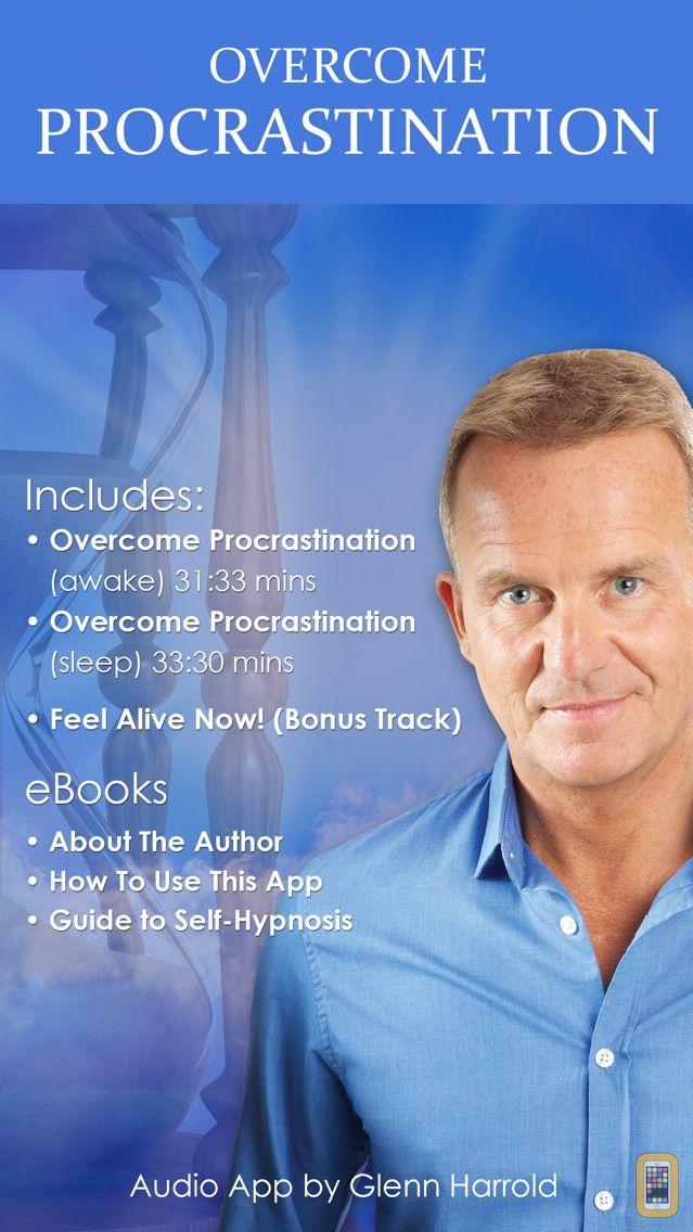 Screenshot - Overcome Procrastination Hypnosis by Glenn Harrold