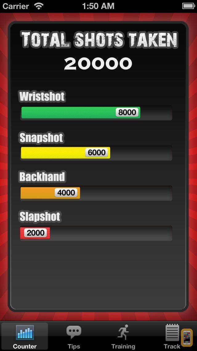 Screenshot - iSnipe Hockey Trainer