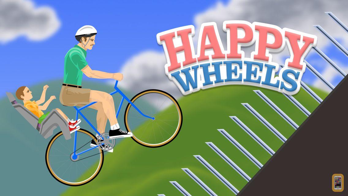 Screenshot - Happy Wheels
