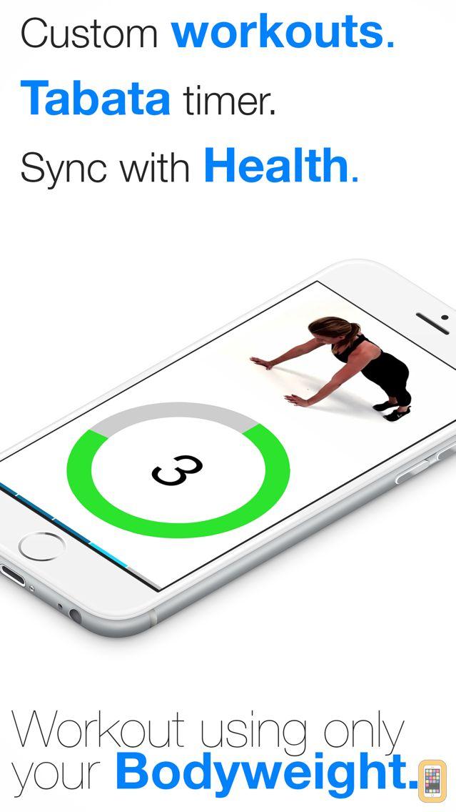 Screenshot - Virtual Trainer Bodyweight