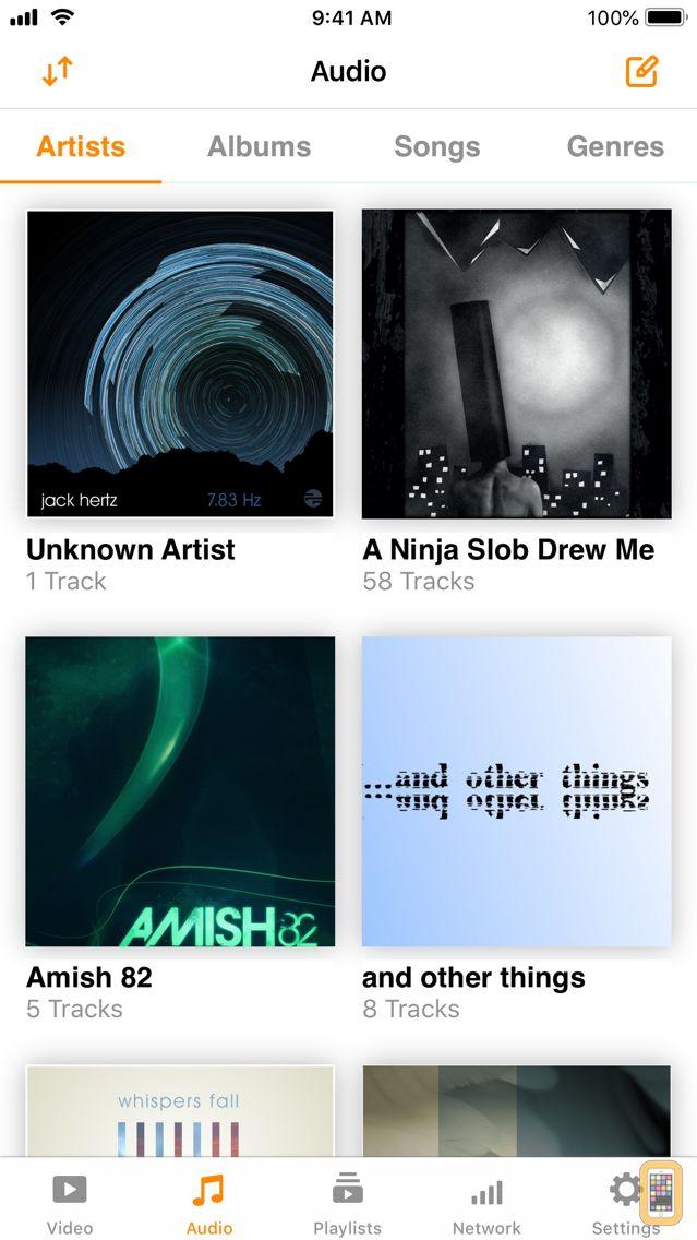 Screenshot - VLC for Mobile