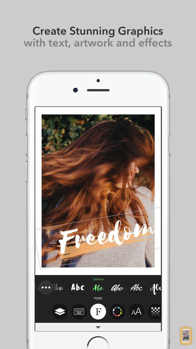 Screenshot - LetterGlow - Creative Design
