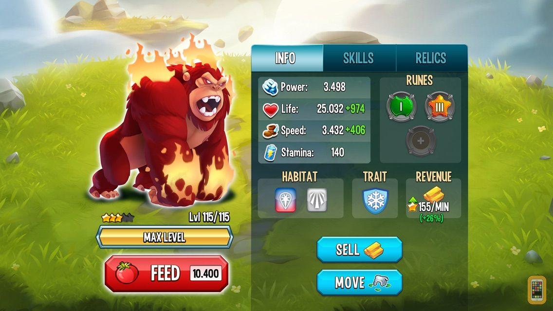 Screenshot - Monster Legends: Collect them!