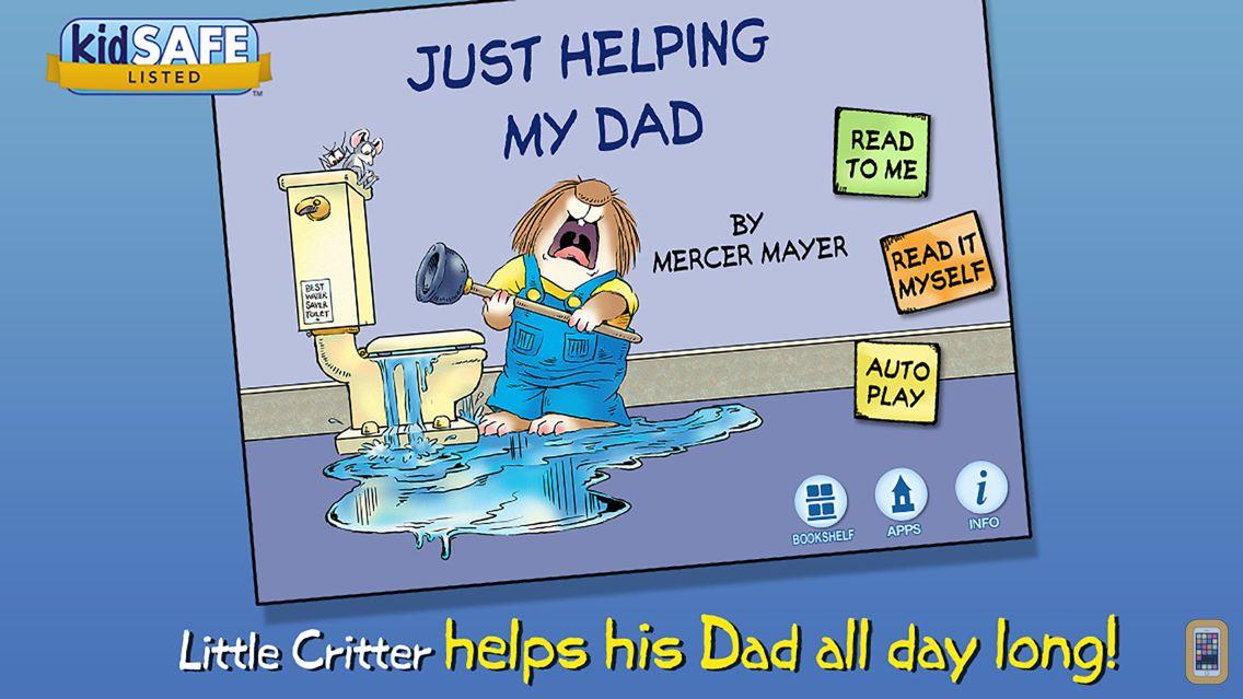 Screenshot - Just Helping My Dad